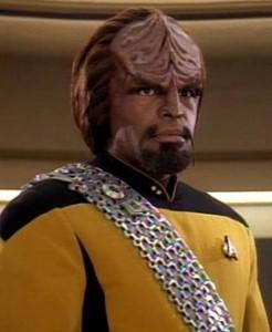 Lieutenant Worf